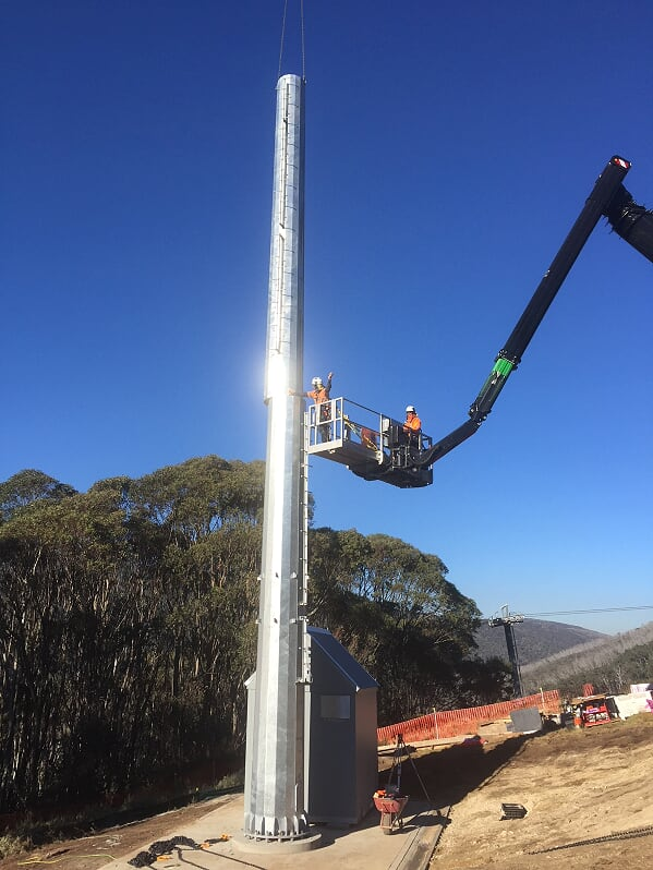 boom type elevating work platform 016