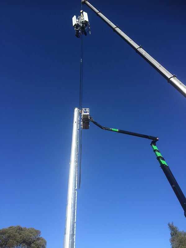 boom type elevating work platform 017