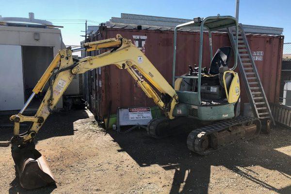 Excavator 002