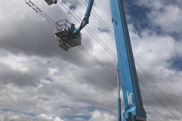 boom type elevating work platform ewp 003