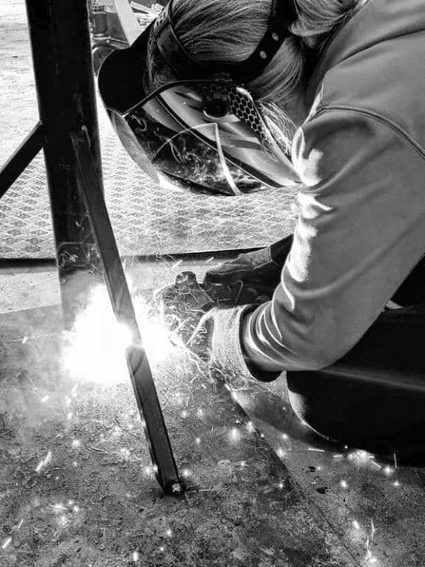 welding steel farbication